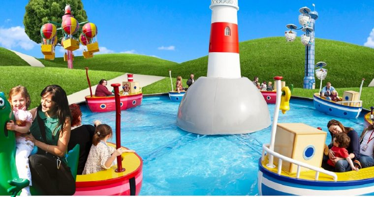 Our review of Peppa Pig World in Hampshire