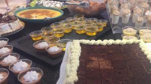 Hotel Polynesia Desserts