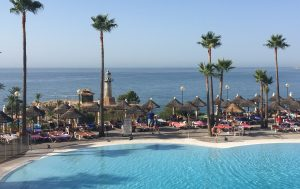 Hotel Polynesia Pool
