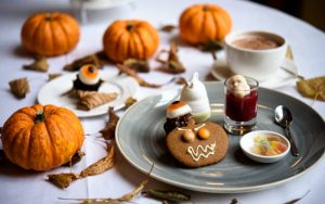 Spooky Afternoon Tea at Waddesdon