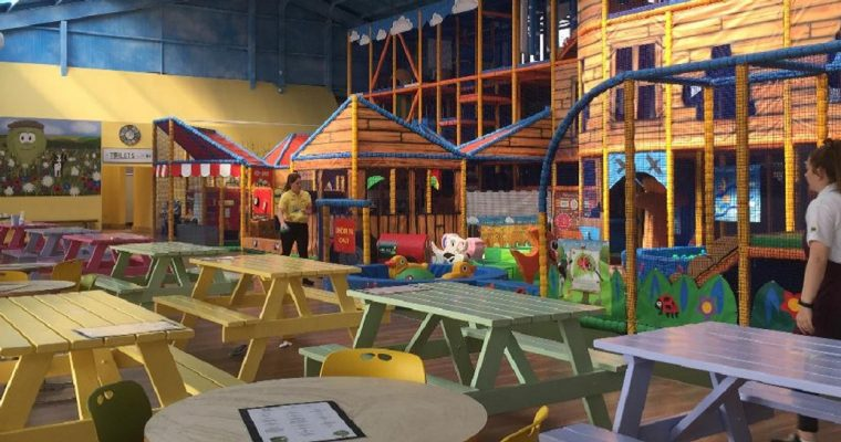 Sprouts Play Barn at Millets Review