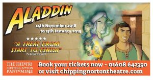 Aladdin Chipping Norton Panto