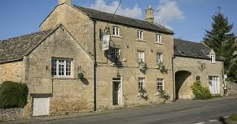 The Kingham Plough in The Cotswolds Review