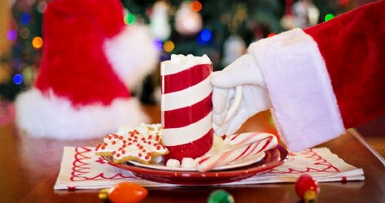 Meet Santa this Christmas in Oxfordshire