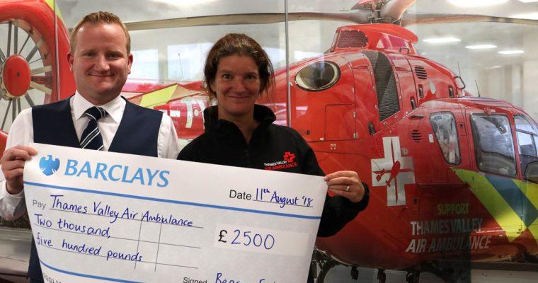 Beacon Festival raises over £10,000 for charity