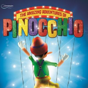 Adventures of Pinocchio at Kenton theatre