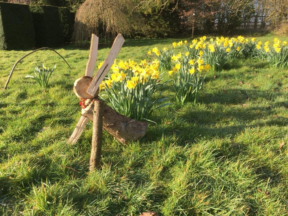 Easter Bunny Hunt at Waterperry