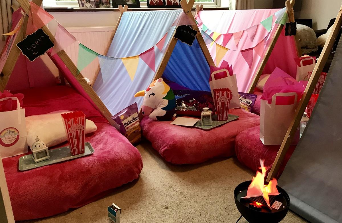 SleepUnder Parties Review