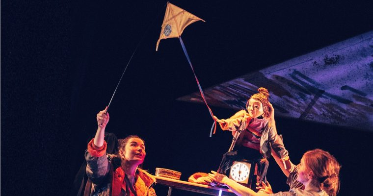 Kite swoops into Chipping Norton
