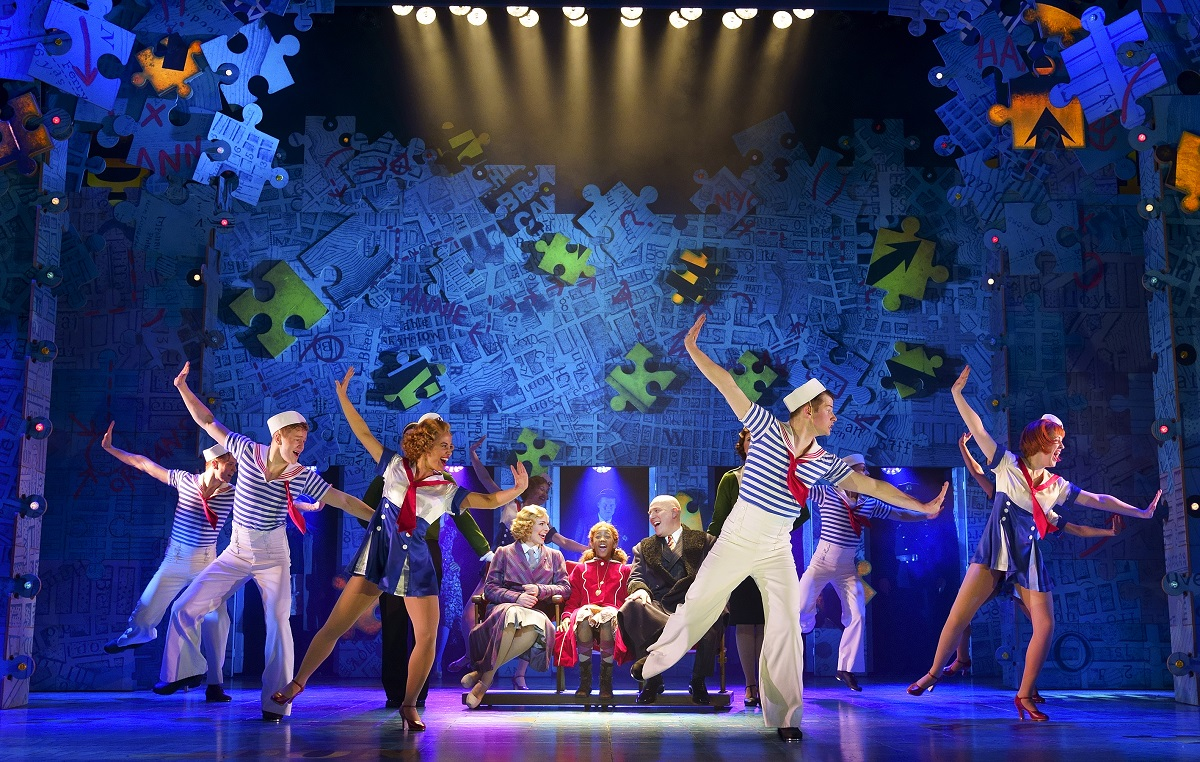 Annie the Musical Review