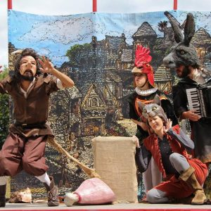 The Town Band of Bremen May Half Term