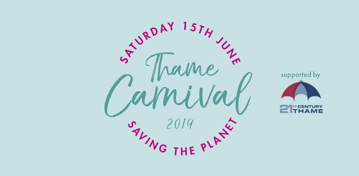Thame Carnival, 15 June 2019